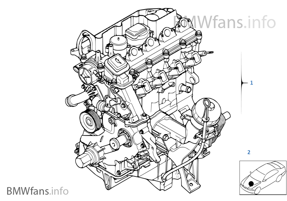 bmw e90 320d engine diagram