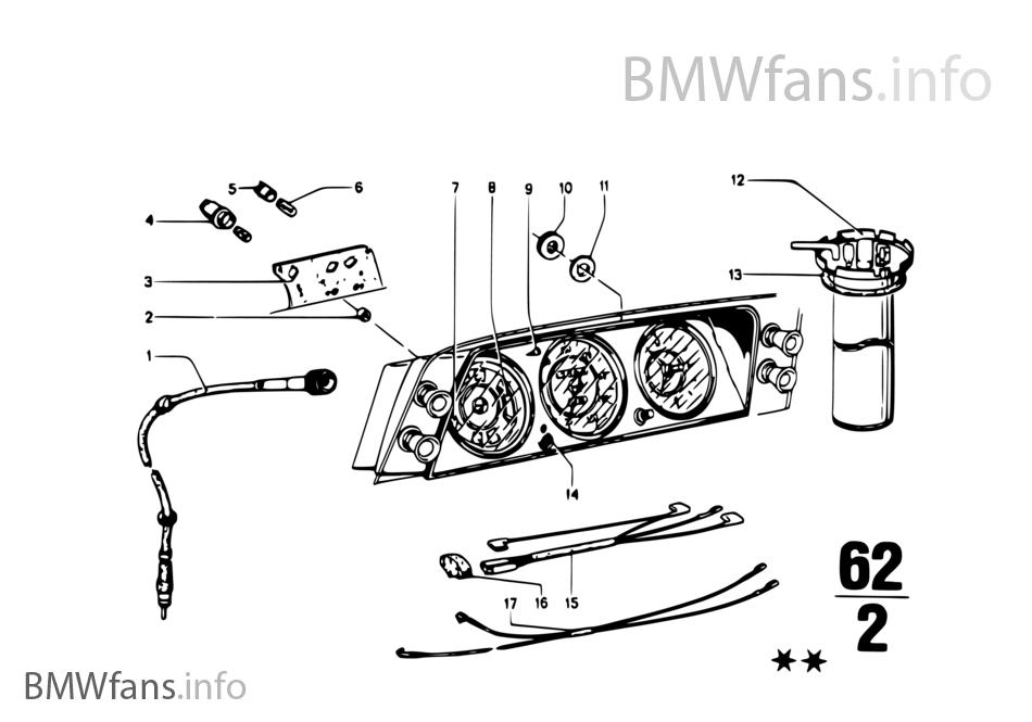 Instrumente/Anbauteile