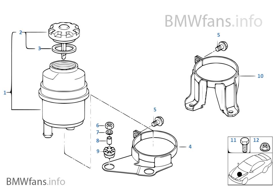 1997 Bmw Z3 Parts Catalog Com