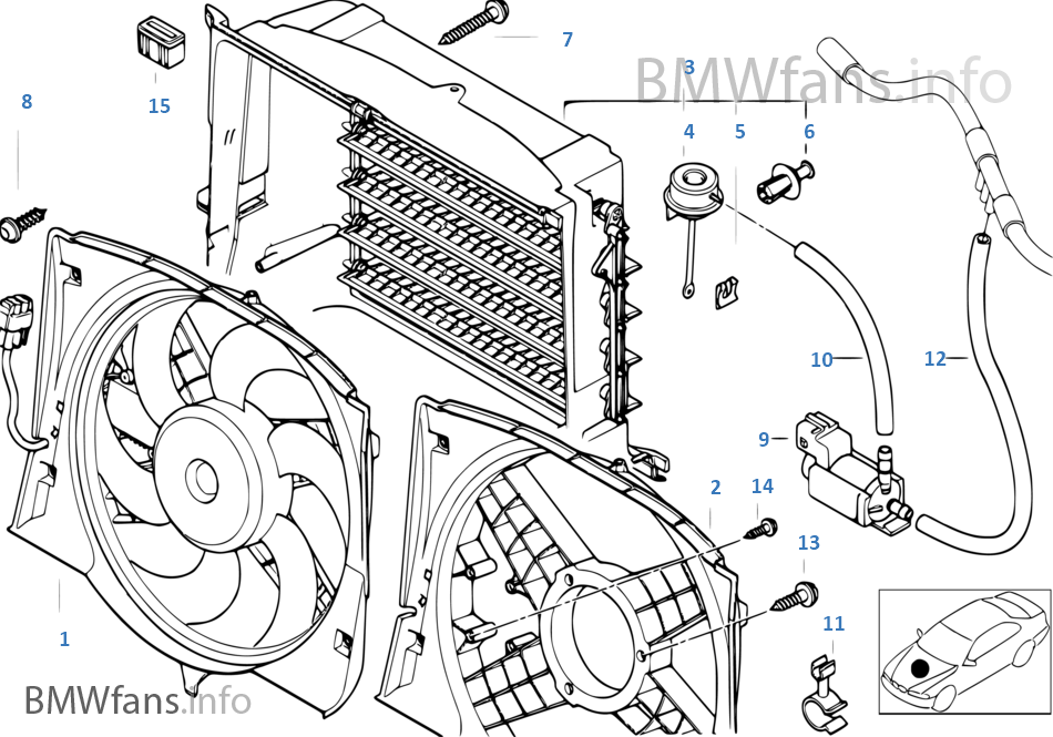 Bmw E46 Parts Diagram
