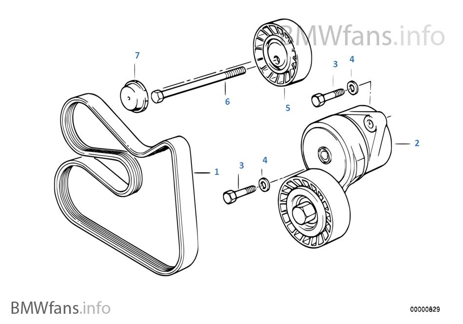 ウォーターポンプ/オルタネーター用ベルト