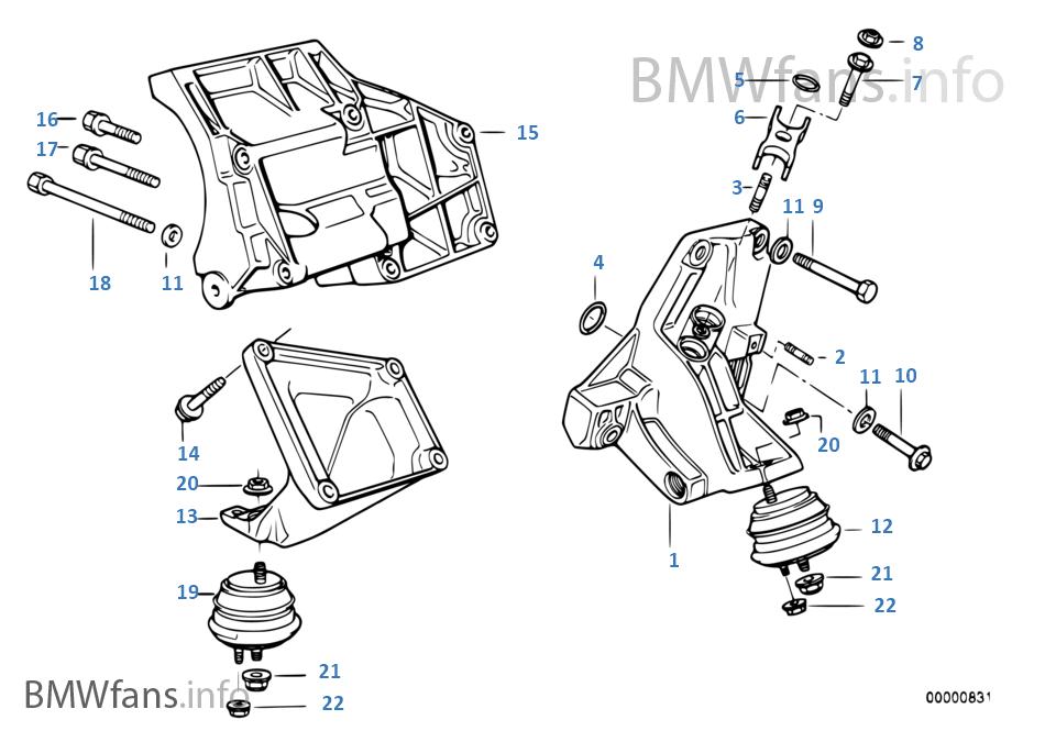 エンジン マウント/エンジン ダンパー