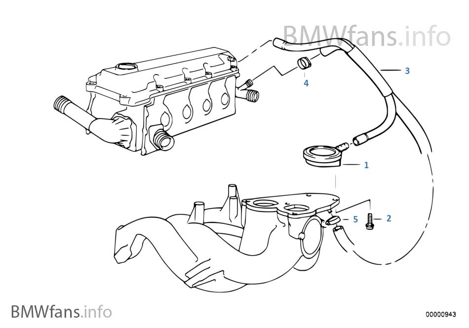Kurbelgeh 228 Use Entl 252 Ftung Bmw 3 E46 318i M43 Europa