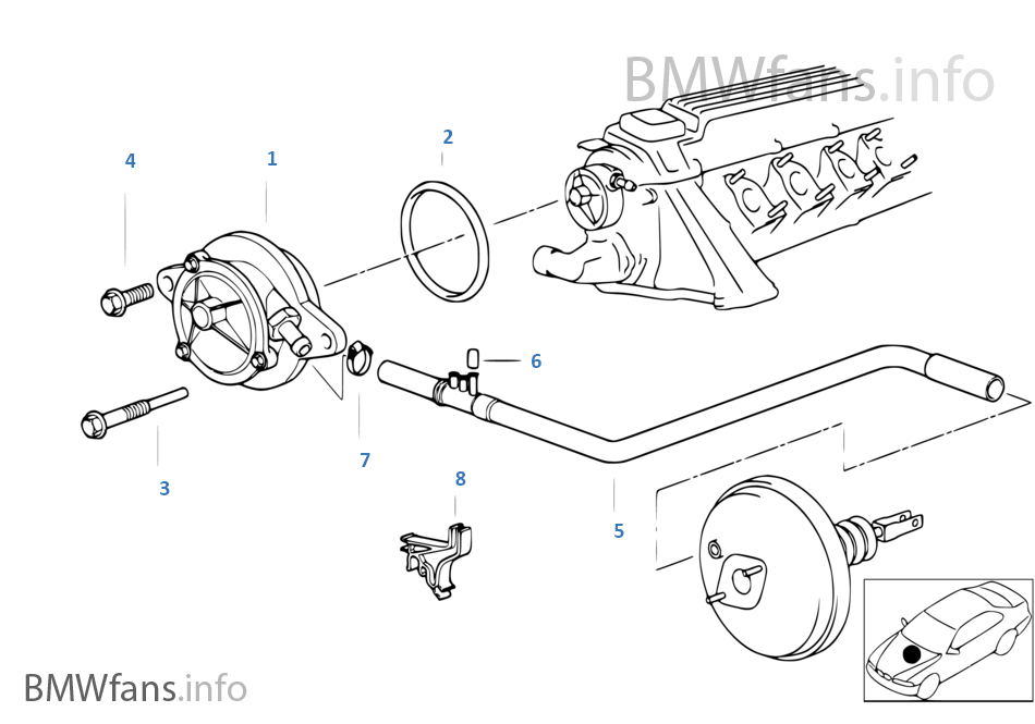 Vacuum_pump_with_tubes on 2000 Bmw 323i Parts Diagram