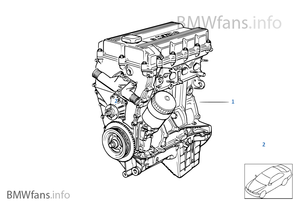 short engine bmw 3 e36 318is m44 europe rh bmwfans info