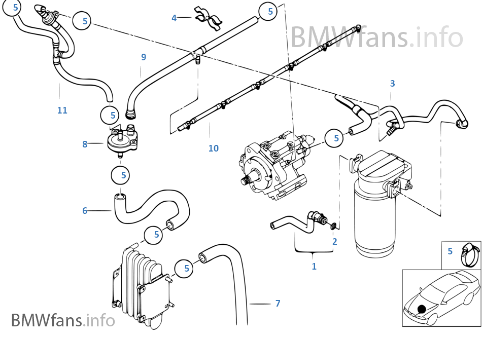 Bmw E61 Air Suspension Wiring Diagram : Bmw e vacuum diagram wiring images