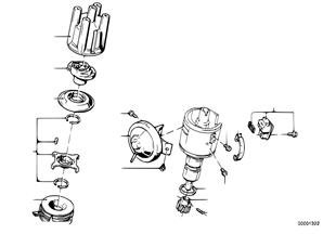Stroomverdeler-onderdelen