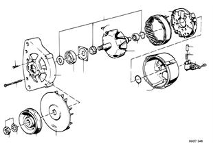 Детали генератора