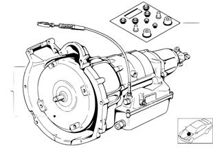 Boîte automatique 3HP22
