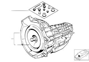 Automatikgetriebe 4HP24