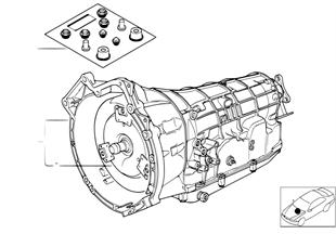 Αυτόματο κιβώτιο ταχυτήτων A5S310Z