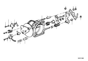 Accionamento do acelerador