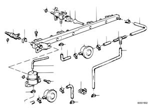 Inspuit-installatie-ventiel/bijping