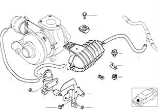真空調節 渦輪增壓器