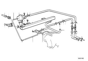Valvole/condotti di impianto d'iniezione