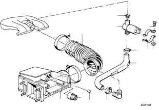 공기량계량기