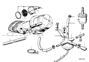Kraftstoffversorgung/Pumpe/Filter