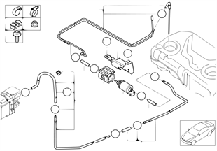Система подачи топлива/насос/трубопровод