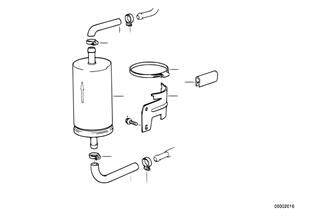燃料供給装置/フィルター