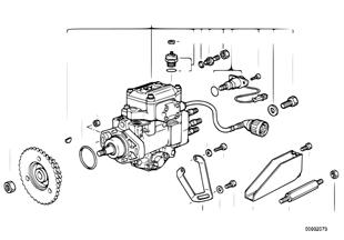 Pompe d'injection diesel