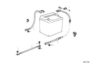 Akümülatör kablosu