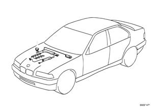 Faisceau de câbles moteur
