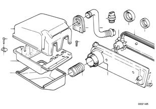 繼電器 引擎/控制單元盒