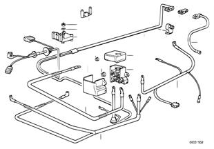 Batteriekabel / Anlasserkabel