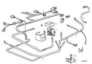 Câble de batterie/câble de démarreur