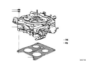 Carburatore 4a1