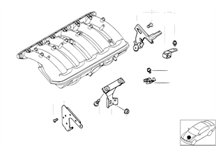 Emme sistemi-Montaj parçaları