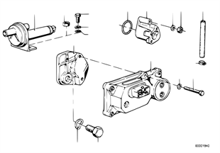 Přídavné vzduchové šoupátko