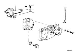 Valvula aire adicional/regul.p recalent.