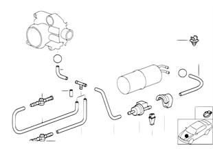 Tankentlüftungsventil/Störluftventil