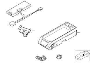개별 부품,SA 632,센터콘솔