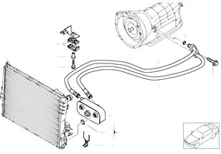 機油冷卻裝置 自動變速箱 A5S ...R