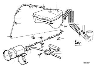 Ausgleichsbehälter/Aktivkohlefilter