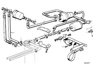 Bomba de gasolina/filtro para carburante