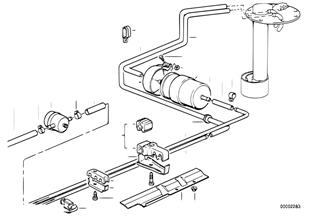 Zasilanie paliwowe/Filtr pojedynczy