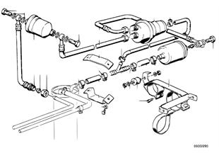Brandstofvoorziening/filter/reservoir