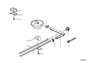 Kraftstoffversorgung/Leitungen