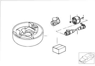 Dispos.de traccion/piezas adicion.electr