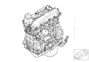 Motore alleggerito