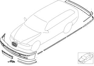 İlave donanım, Facelift 2000