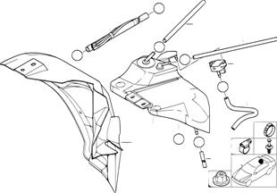 副水箱/管路/壓力傳感器