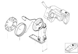 Pompe à carburant / Capteur de niveau