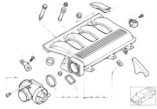 インテーク システム - EGR