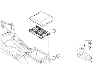 Доосн.выдвижным передним подлокотником