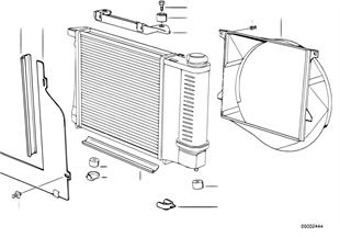 Kryt ventilátoru