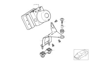 液壓機組 ASC / 控制單元 / 支架